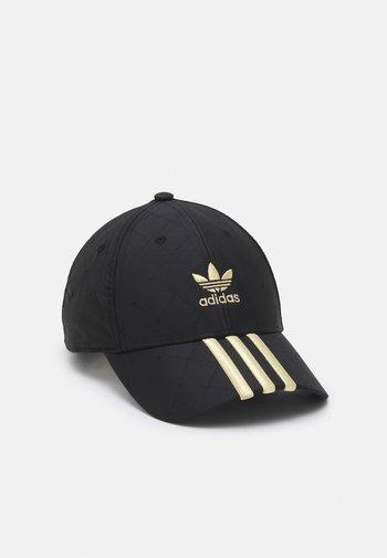 BASEBALL CAP UNISEX - Cap - black