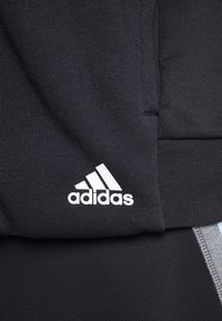 adidas Performance - SID JACKET - veste en sweat zippée - black/medium grey heather - 3