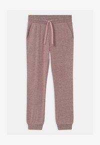 Lindex - TEEN FIONA - Pantaloni sportivi - dusty pink - 0