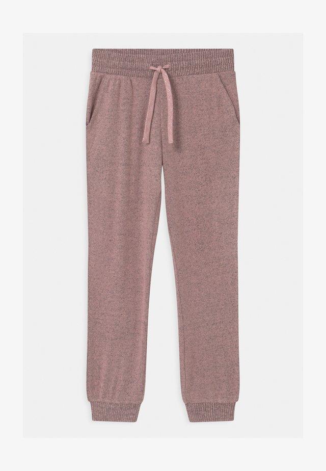 TEEN FIONA - Pantaloni sportivi - dusty pink