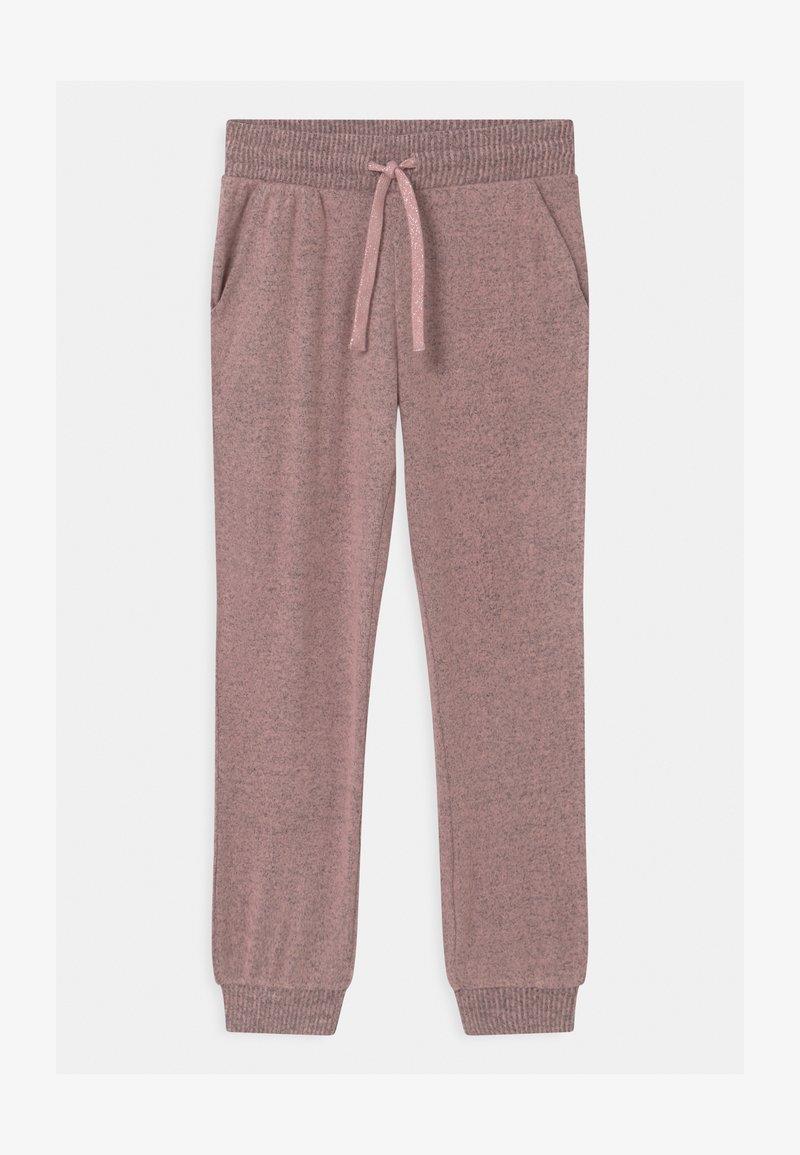 Lindex - TEEN FIONA - Pantaloni sportivi - dusty pink