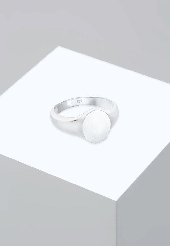 KUZZOI - Bague - silver-coloured