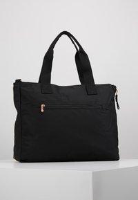 Kipling - ESIANA - Tote bag - rose/black - 2
