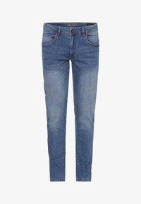 Pre End - Jeans straight leg - soft blue wash - 4