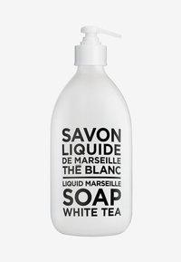 Compagnie de Provence - LIQUID MARSEILLE SOAP - Liquid soap - white tea - 0