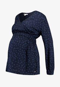 Esprit Maternity - BLOUSE - Blůza - night blue - 4