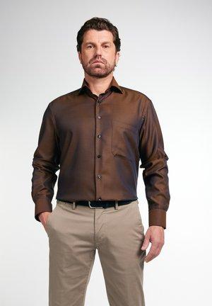 COMFORT FIT - Formal shirt - braun