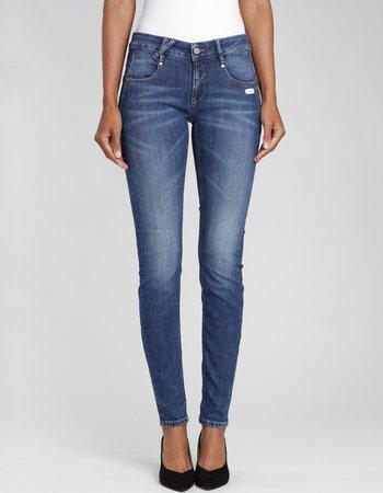 Jeans Skinny Fit - basic vogue wash