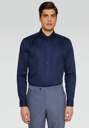 Camicia elegante - blu scuro