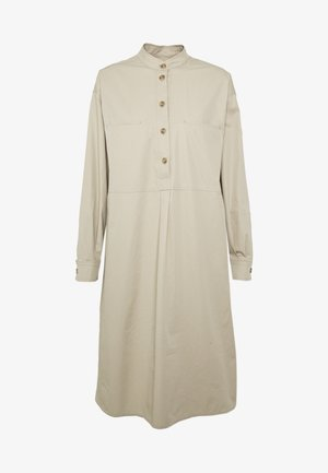 ULTRA - Shirt dress - beige