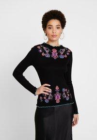 Desigual - LAUREN - Maglietta a manica lunga - multi-coloured - 0