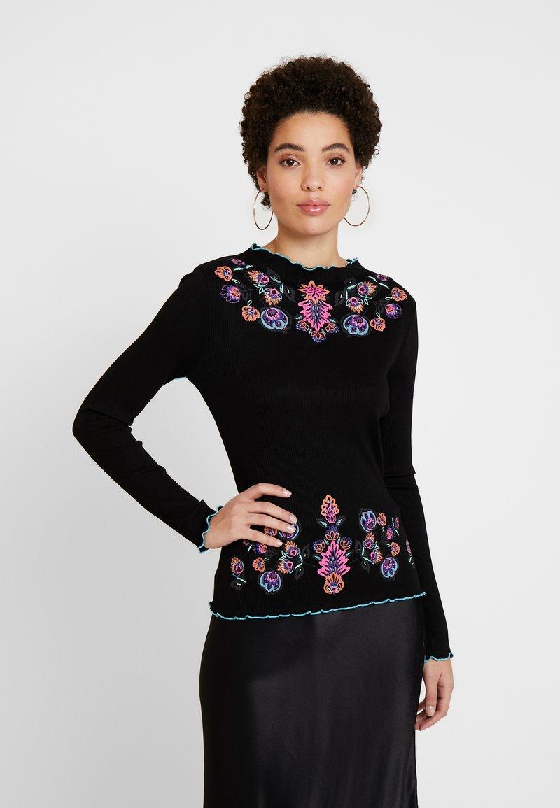 Desigual - LAUREN - Maglietta a manica lunga - multi-coloured