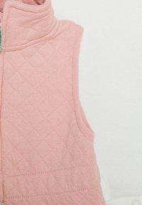 Carter's - VEST SET - Smanicato - pink - 3