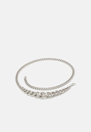 PCMARTINE CHAIN WAIST BELT - Waist belt - silver-coloured
