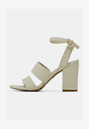CALLA  - Sandalen met hoge hak - off white