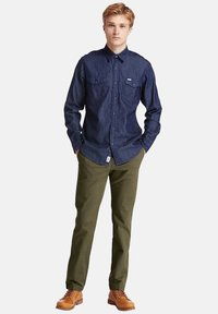 Timberland - Chinos - grape leaf - 1