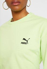 Puma - CREW - Topper langermet - sharp green - 5