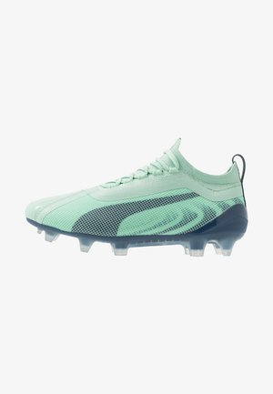 ONE 20.1 FG/AG - Chaussures de foot à crampons - mist green/high rise/dark denim