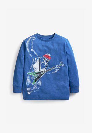 GORILLA  - Long sleeved top - blue