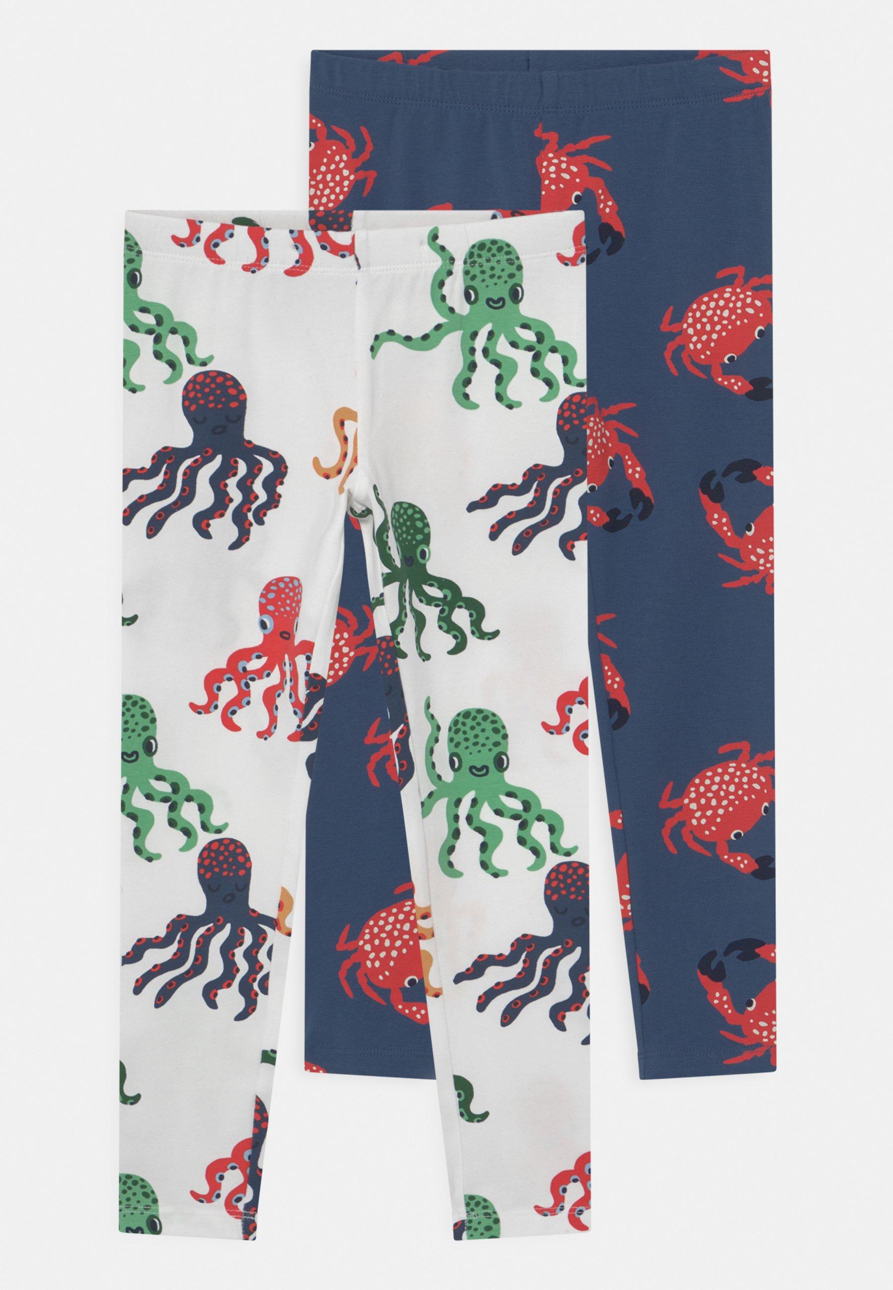 Kids CRAB 2 PACK UNISEX - Leggings - Trousers