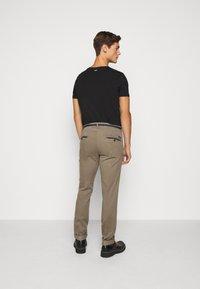 Mason's - TORINO WINTER - Chino kalhoty - schlamm - 2