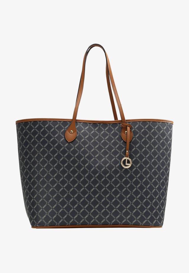 FILIBERTA - Shopping bag - marine