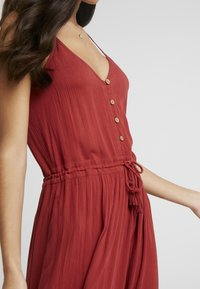 Rip Curl - MUSE DRESS - Maxi-jurk - rosewood - 5