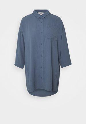 FLOW  - Camicetta - vintage blue