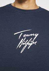 Tommy Hilfiger - TRACK - Pyžamový top - blue - 4