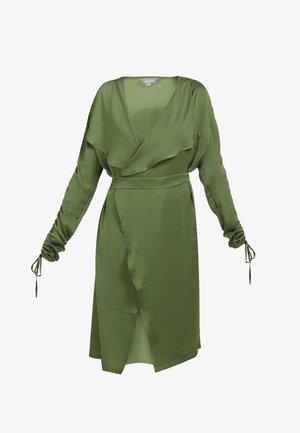 SOMMERMANTEL - Summer jacket - oliv