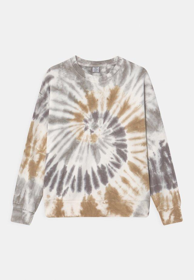 TIEDYE - Sweater - beige
