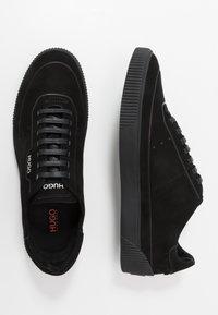 HUGO - Sneakers basse - black - 1