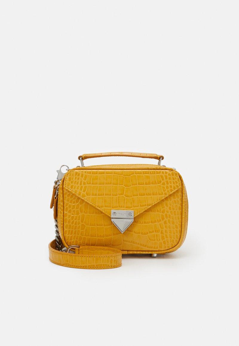 The Kooples - BARBARA - Across body bag - yellow