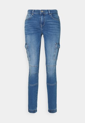 ONLMISSOURI LIFE - Relaxed fit jeans - medium blue