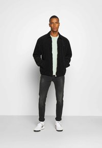 Replay - ANBASS - Slim fit jeans - black used - 1