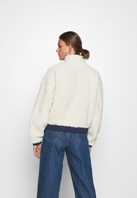 Tommy Jeans - REVERSIBLE JACKET - Winter jacket - twilight navy/white - 2
