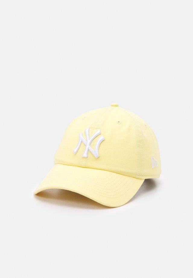 WASHED UNISEX - Casquette - yellow