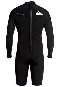 Quiksilver - Wetsuit - black/white - 1