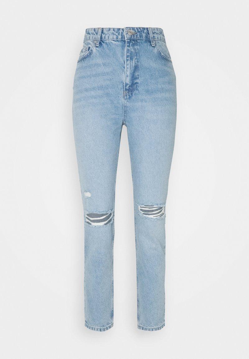 Trendyol - Straight leg jeans - blue
