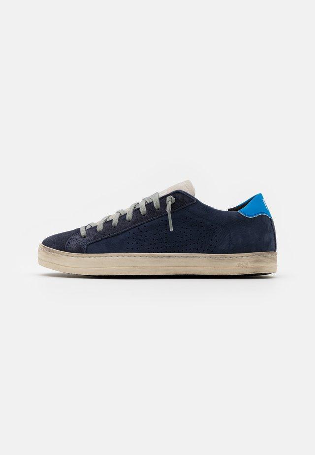 UNISEX - Sneakersy niskie - navy/sand
