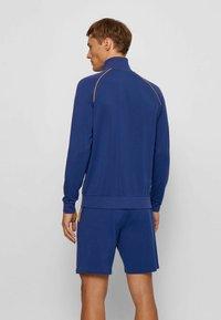 BOSS - Zip-up hoodie - blue - 2
