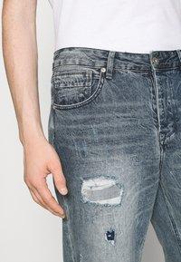 Gianni Lupo - Straight leg jeans - blue - 5