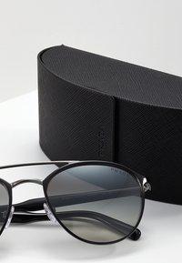 Prada - Solbriller - black/grey - 3