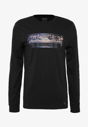 LAST SUPPER - Longsleeve - black