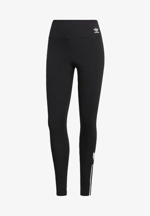 HW TIGHTS - Leggings - Trousers - black