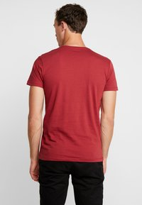 Esprit - Basic T-shirt - bordeaux red - 2
