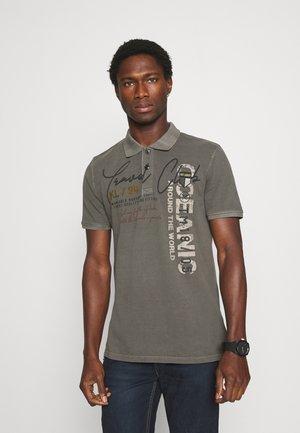 COMPANY  - Polo shirt - asphalt grey