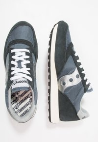 Saucony - JAZZ ORIGINAL VINTAGE - Trainers - blue/navy/silver - 1