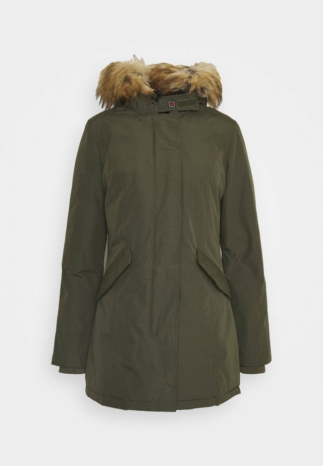 FUNDY BAY RECYCLED - Veste d'hiver - army