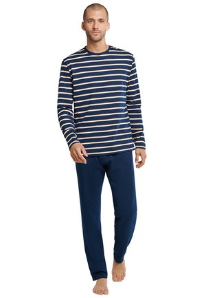 SET - Pyjama set - blau